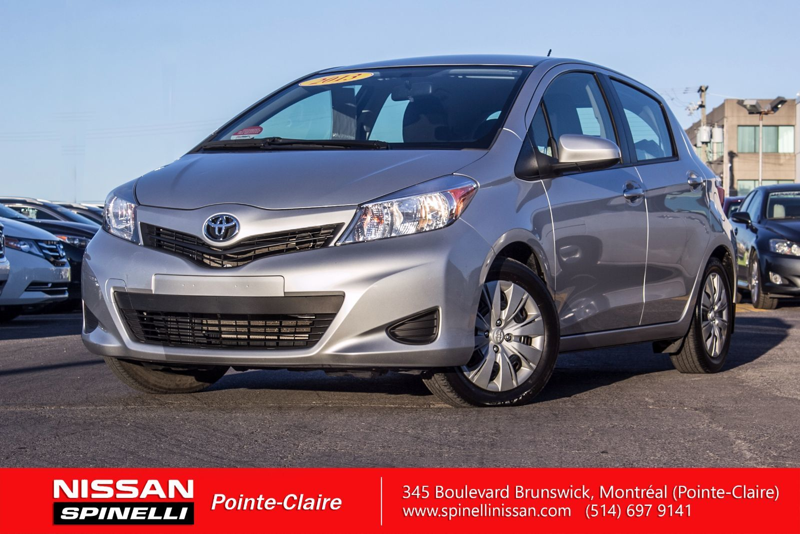 toyota yaris trd 2013 bekas all new camry commercial song used le hb in montreal laval and south