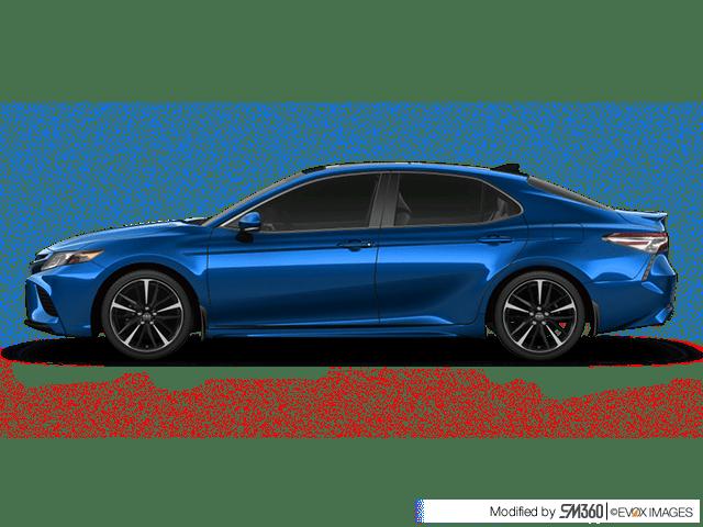 2019 Toyota Camry XSE V6 In Sudbury Laking Toyota