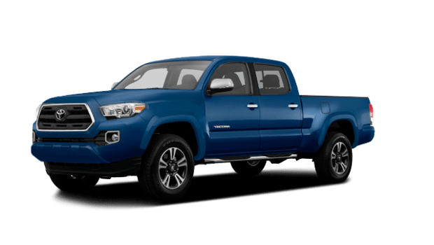 Toyota Tacoma X Double Cab V Limited