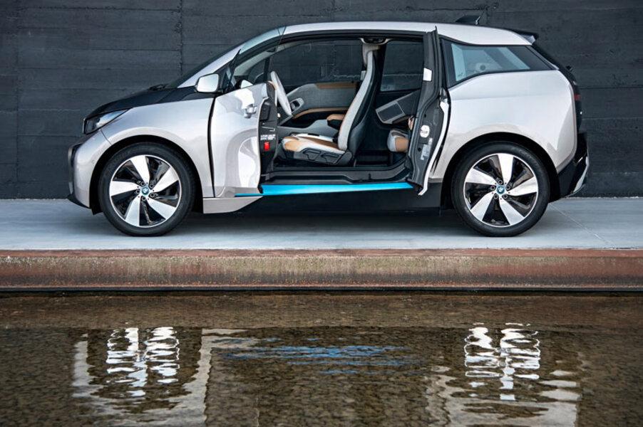 BMW i3  Catalogo e listino prezzi BMW i3  Automotoit