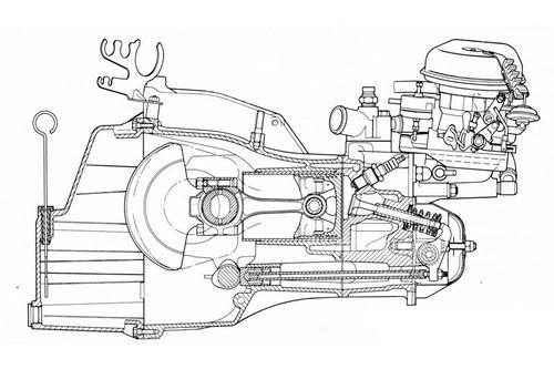 Le auto a motore posteriore (III parte). Dalla ZAZ 695