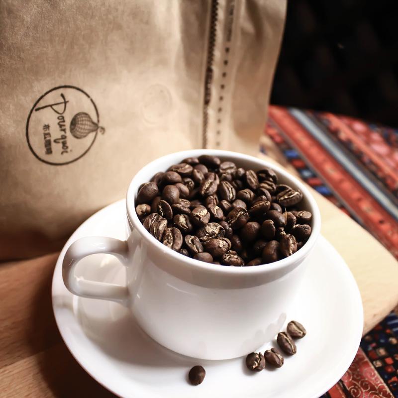 咖啡烘焙可現磨純進口新鮮袋裝 耶加雪菲咖啡豆埃塞俄比亞_速溶咖啡 咖啡豆 粉_左山網