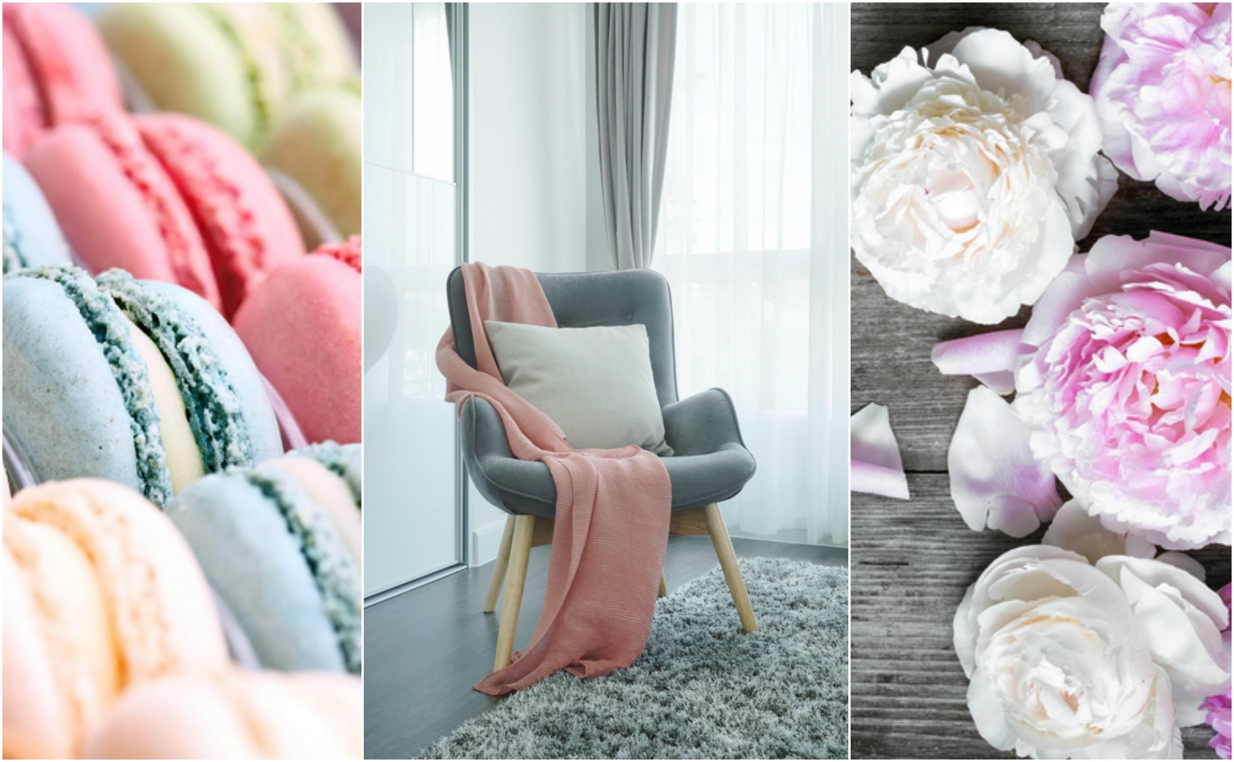Colori pastello per la camera da letto romantica e moderna  Tgcom24
