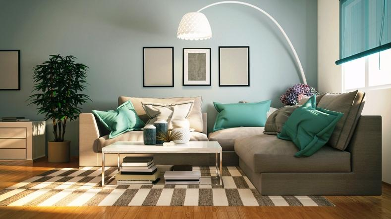 Colore Pareti Casa Grigio