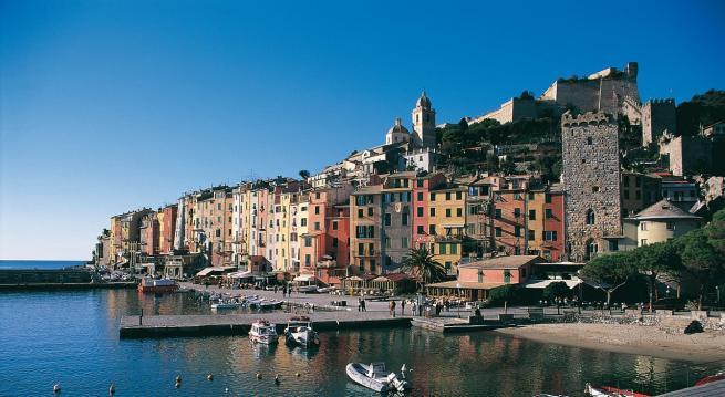 I gioielli della Liguria incastonati tra cielo e mare  Tgcom24