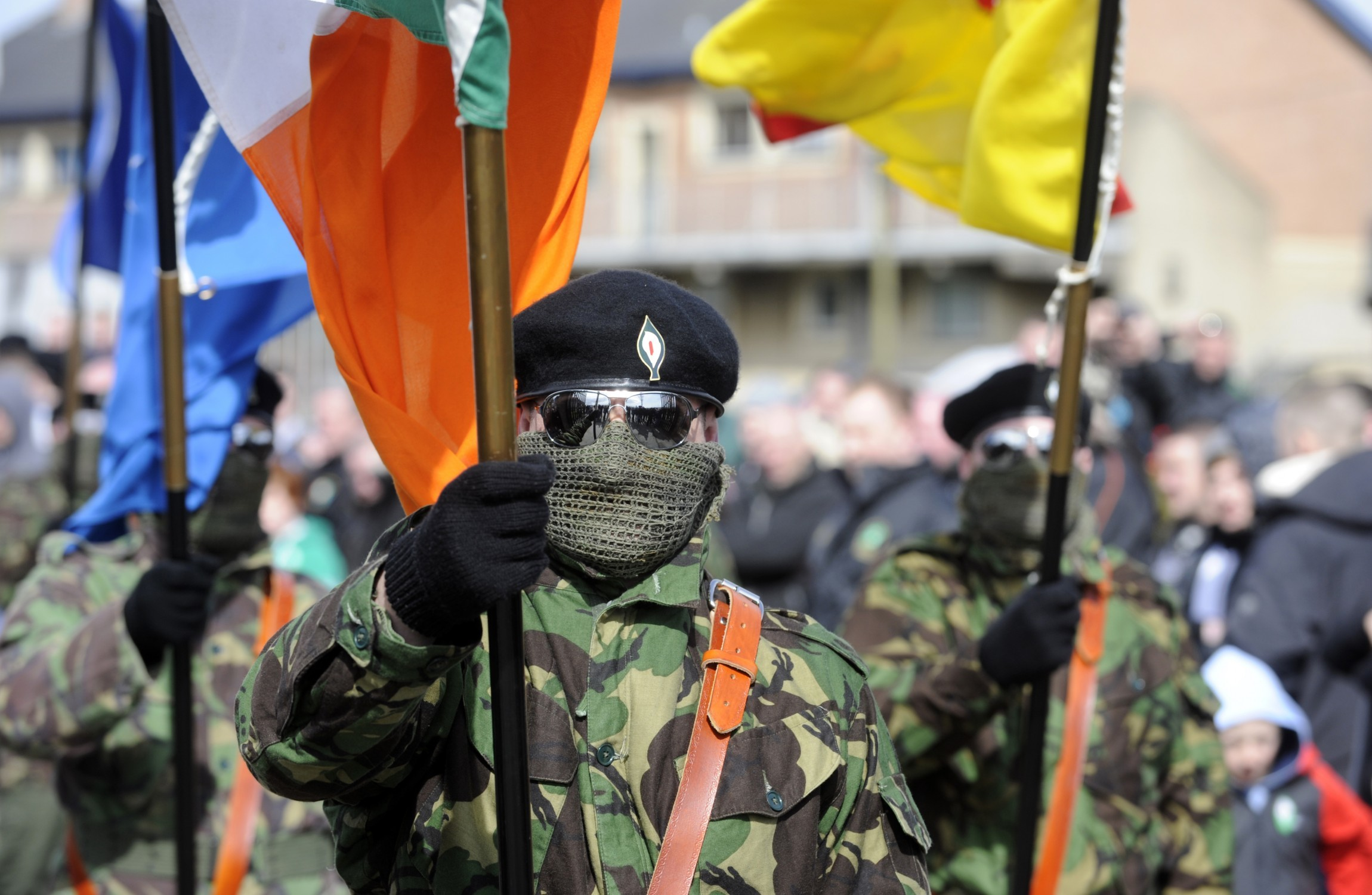 Gardai Probe 'new Ira' Group's Bomb Trade With Hutch Gang