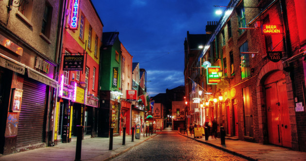 we asked some night owls for their recommendations on where to go out in dublin cork and galway  [ 1340 x 706 Pixel ]