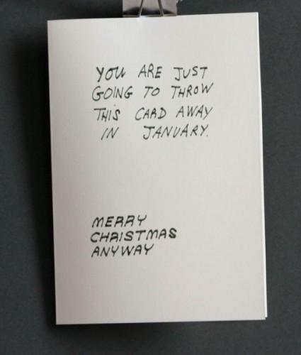 16 Brilliantly Irish Alternative Christmas Cards · The
