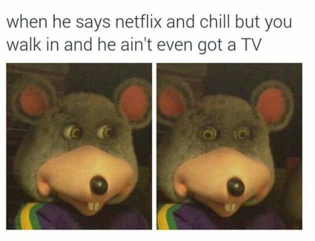how netflix and chill