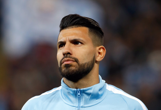 Manchester City Confirm Sergio Aguero Sustained Injuries