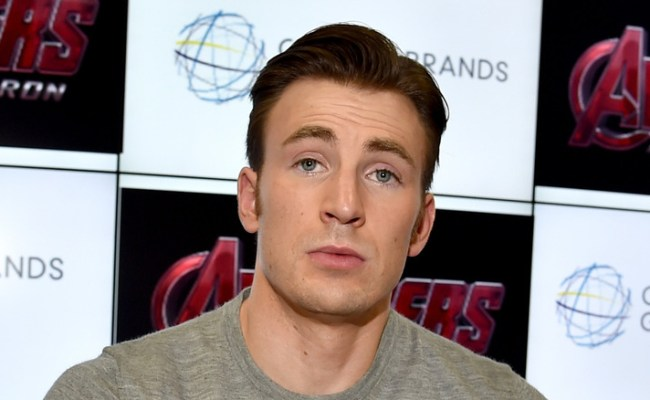 Chris Evans Has The Perfect Response To Leaked Photo