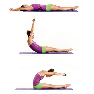 Pilates Roll-up