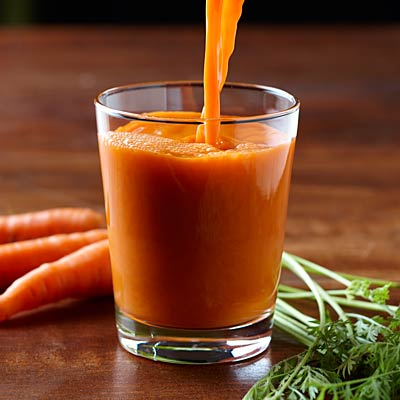 Carrot juice - Foods That Are High In Potassium - Health.com