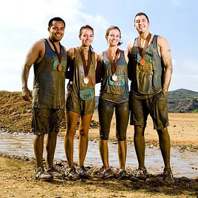 mud-race