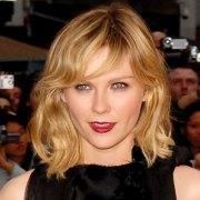 celebrity hairstyle kirsten