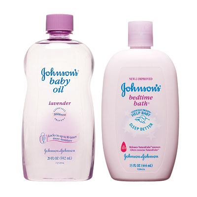 Baby oil...99.99% MINERAL OIL...Cancer causing but recommended for your baby by doctors