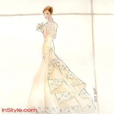 Vestido de Lela Rose