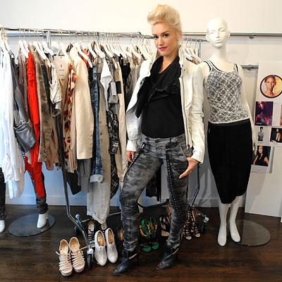 Fashion Week - Gwen Stefani - L.A.M.B.