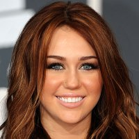 Miley Cyrus - Red Hair - InStyle.com