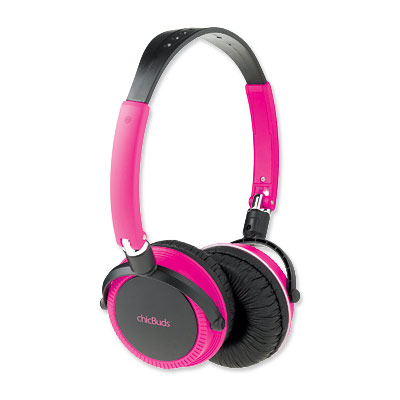 Chic Buds DJ Sport Headphones