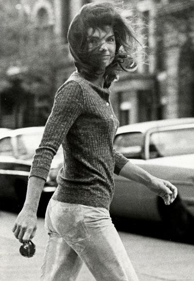 Jackie Onassis, 1971