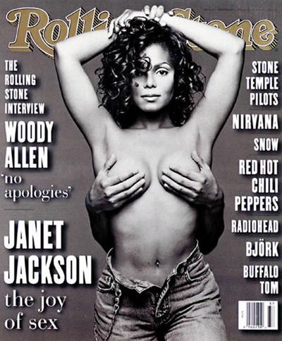 Janet Jackson, 1993