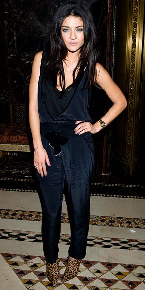 Jessica Szohr in Juicy Couture