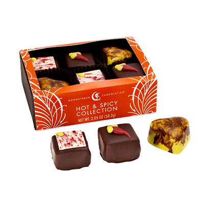 Moonstruck Hot & Spicy Collection Truffles