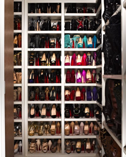 Khloe's Shoe Collection