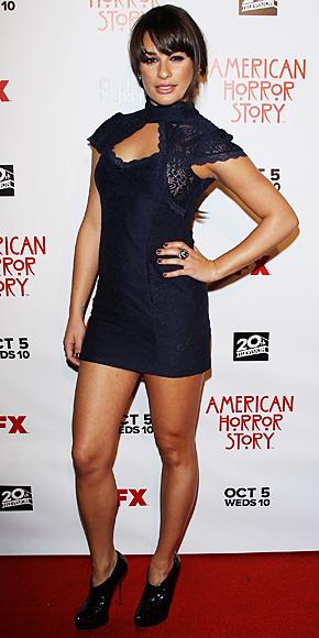 Lea Michele in ASOS