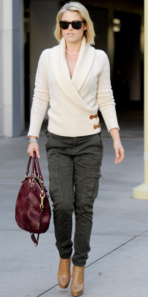 Ali Larter in Coach