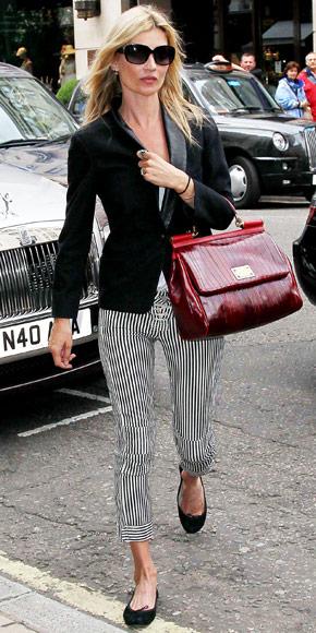 Kate Moss wearing Isabel Marant