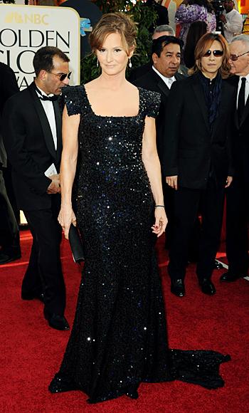 Golden Globes - Melissa Leo