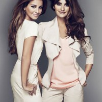 Penelope and Monica Cruz for Charles Vögele Spring/Summer 2011