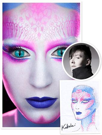 Katy Perry, Kabuki, E.T.