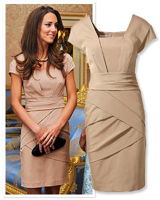 Kate Middleton Reiss Dress