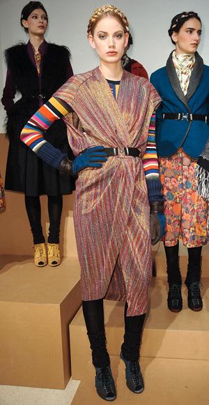 rachel roy fall fashion show