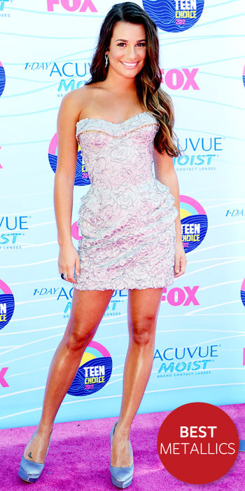 Look of the Day photo | Lea Michele