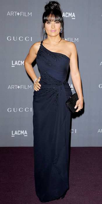 Look of the Day photo | Salma Hayek Pinault