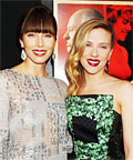 Party Photos of the Week: Scarlett Johansson, Jessica Timberlake, and More!