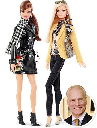 Barbie, Tim Gunn