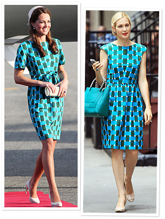 Kelly Rutherford Kate Middleton