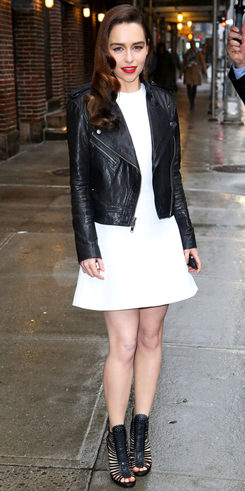 Look of the Day photo | Emilia Clark
