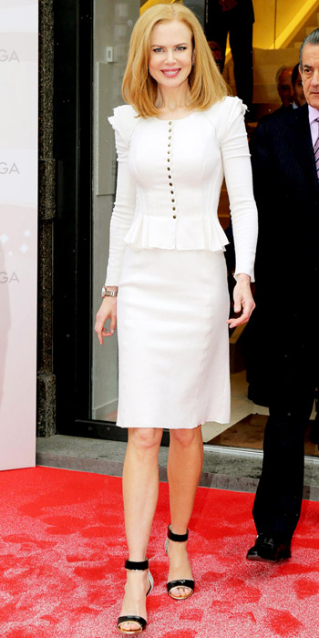 Look of the Day photo | Nicole Kidman