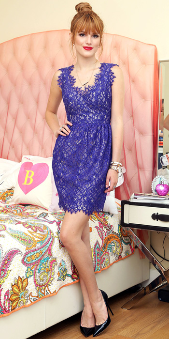Look of the Day photo   Bella Thorne