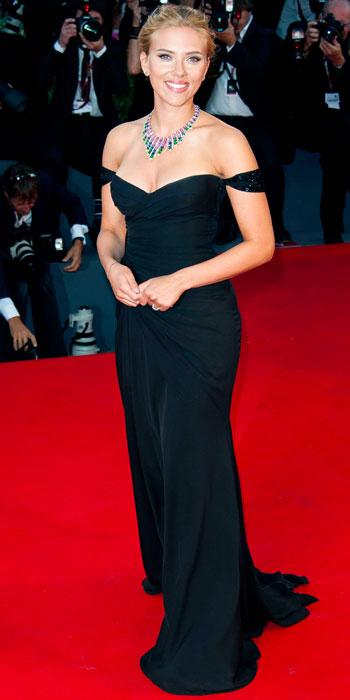 Look of the Day photo | Scarlett Johansson
