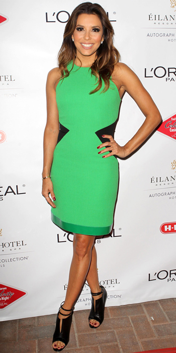 Look of the Day photo | Eva Longoria