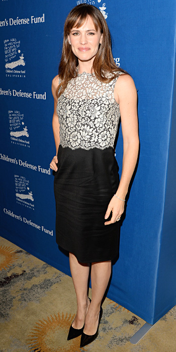 Look of the Day photo | Jennifer Garner