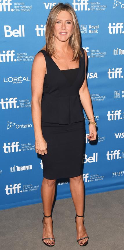 Jennifer Aniston in Sportmax