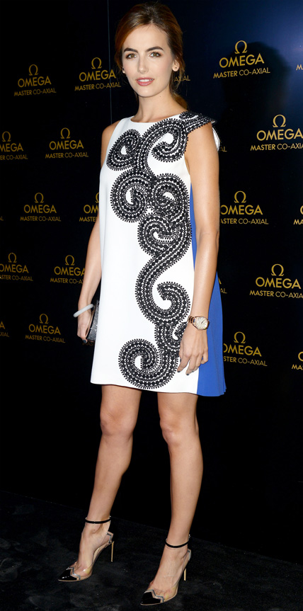 Camilla Belle in Andrew Gn